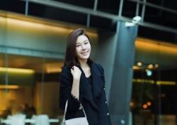 김하늘, 청명한 가을 패션 화보로 '시선집중'