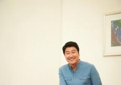 """[인터뷰] '밀정' 송강호 """"김지운 데뷔작 '조용한 가족' 다시 출연하고 싶다"""""""