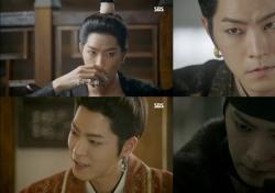 '달의 연인' 홍종현, 생애 첫 악역 어땠나?