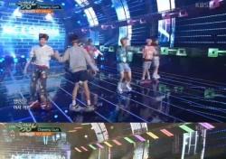 '뮤직뱅크' NCT DREAM 'Chewing Gum', 통통 튀는 발랄함 '눈길'