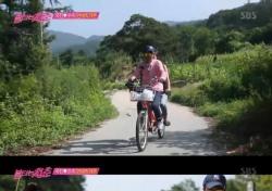 '불타는 청춘' 강수지, 김국진과 설렘 가득한 자전거 데이트 '훈훈해'