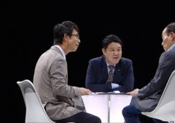 '썰전' 전원책 유시민, 폭풍 랩실력에 시청률 4% 돌파