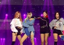 """블랙핑크, 걸그룹 최강 비주얼...굿바이 무대 소감 """"너무 기뻐서 눈물 흘렸다"""""""