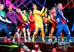 '힛 더 스테이지' 유권&안무가 리에하타, 스타일리시한 퍼포먼스로 크레이지매치 압도적 우승