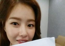 """'붐샤카라카' 박하나, 출연 인증샷 눈길 """"제 인생 최고의 예능"""""""