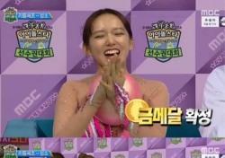 성소, 대세다운 쌍끌이…'아육대' '내일은 시구왕'...추석특집 최대 수혜자 등극
