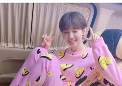 '신데렐라와 네명의 기사' 박소담, 핑크색 잠옷 입고 귀여운 매력 발산
