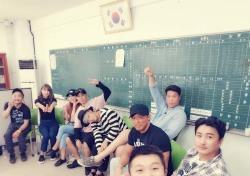 """'꽃놀이패' 정은지-오하영, 촬영 인증샷 공개 """"꽃길, 흙길 데이트"""""""