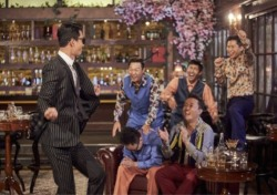 """무도 멤버들, 정우성 춤 사위에 웃음 폭발...""""이런 모습 처음이야!"""""""