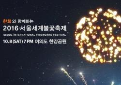 2016 여의도 불꽃축제… 주요행사 보니 '화려'