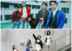 30일 '뮤직뱅크' 출연진, 갓세븐 에이핑크부터 샤이니 원더걸스까지 '총출동'