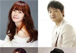 '다시 첫사랑' 명세빈 김승수 왕빛나 박정철, 잊혀진 감성 일깨운다