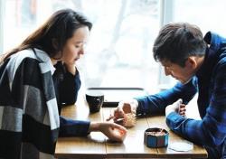 오지호 윤진서 '커피메이트', 커피숍 안의 치명멜로…궁금증↑