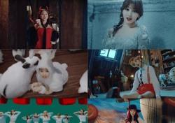 '또 터졌다'...트와이스, 'TT' 뮤직비디오 공개 이틀 만에 1000만뷰 목전