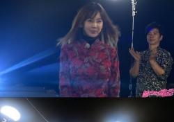 """모델 박영선, 클라스가 다른 워킹..""""녹슬지 않은 실력"""""""
