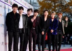 방탄소년단, AAA시상식 서 아티스트상&아이콘상 2관왕