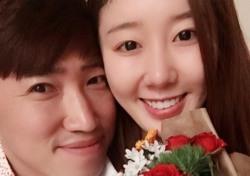 """장동민 나비 결별 """"바쁜 스케줄 탓에 자연스럽게 헤어져"""""""