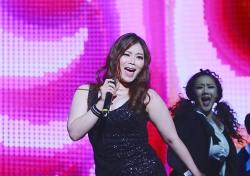 [포토] 뮤지컬 '보디가드' 최현선, 믿고 듣는 파워보컬