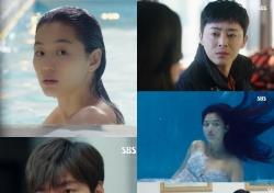 """'푸른 바다의 전설' 측 """"22.5% 시청률, 女인어+男인어의 합작품"""""""