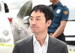 엄태웅, 취재진 피해 극비리 증인신문 종료…법정서 덤덤히 진술