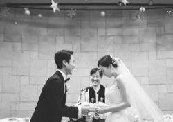 """정우♥김유미 부부, 결혼 11개월 만에 부모됐다..""""기쁘고 감격스러워"""""""