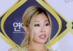 [V포토] 제시, 남다른 섹시함 (KBS 연예대상)