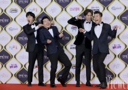 [V포토] '1박2일' 이 멤버 리멤버 (KBS 연예대상)