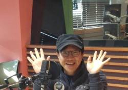 """박철민, '두시의 데이트' 출연 인증샷 """"이것은 입으로 내는 소리가 아니야"""""""