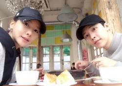 '류상욱과 열애' 김혜진, 대체 어떤 매력 있길래...명문 미대 출신 등 스펙 '빵빵'