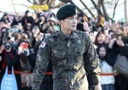 "JYJ 첫 군필 멤버 탄생…김재중 ""국가가 있으니 국민이 있는 것"" 애국심 무장"