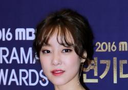 [V포토] 고우리, 걸크러쉬를 부르는 몸매 끝판왕 (2016 MBC 연기대상)