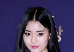 [V포토] 정다빈, 심쿵유발 요정미모 (2016 MBC 연기대상)