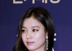 [V포토] 한효주, 세상 혼자 사는 듯한 외모 (2016 MBC 연기대상)