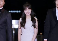 [V포토] 진지희, 어엿한 숙녀 다됐네 (2016 KBS 연기대상)