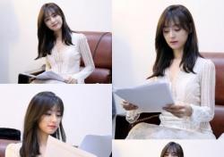 김지원, 베스트 드레서 자태 공개…'연기대상 사로잡은 미모'