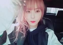 캐스퍼, 방탄소년단 '불타오르네' 따라잡기?…'새침한 표정'