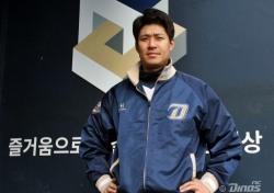 [프로야구] FA 조영훈, 2년 4억 5천에 NC 잔류