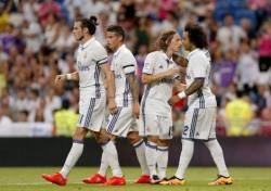 [축구이슈] '지단 레알의 전성시대' 최대목표는 리그 우승