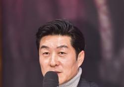 """[현장;뷰] '역적' 김상중 """"연산군 김지석에 조언? 화장실 꼭 다녀와라"""""""