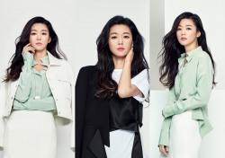 '푸른 바다의 전설' 히로인 전지현, 패션브랜드 캠페인 화보 공개
