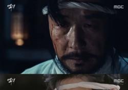 """'역적' 김상중 실감 연기…시청자 """"갓상중과 함께 울었다"""""""