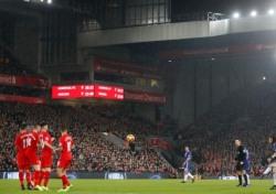 [PL 24R] '루이즈 선제골' 첼시, 리버풀에 1-0 리드(전반 종료)