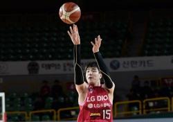 [프로농구] LG 김종규, 프로농구 4라운드 MVP 선정