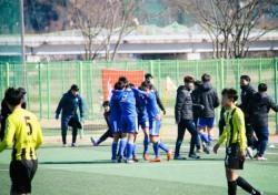 [춘계고등] '전세진-김석현 골' 매탄고, 장훈고에 2-0 승리...언남고와 결승행 다툼