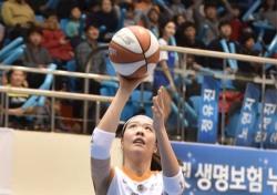 [WKBL]KB 박지수, 역대 신인 최초 6라운드 MVP 선정