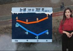 [오늘날씨] 전국 눈 비, 경기·강원 일부지방 대설주의보까지