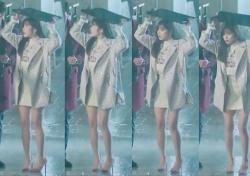 '완벽한 아내' OST 부른 전효성, 꽁꽁 감춰도 숨겨지지 않는 볼륨감