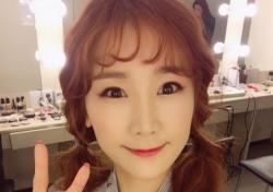 [스낵뉴스] 박소영, 앞 머리 만들고 '깜찍+귀염'