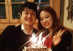 """심진화 """"남편 김원효, 행복할 때가 제일 좋다""""…남다른 부부애"""