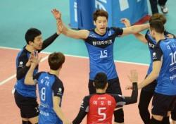 [V리그 챔프전] 'XXOOO' 현대캐피탈 2차전 승리, 시리즈 1-1 원점